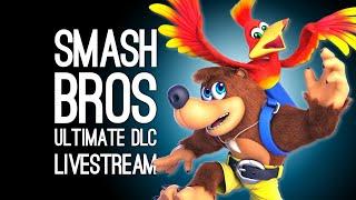 SMASH BROS BANJO KAZOOIE LIVESTREAM: Outside Xtra & Outside Xbox Play Smash Bros Ultimate