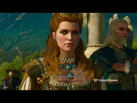 The Witcher 3 Blood And Wine Ending Pomp And Strange Circumstance