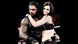 Bewafa Hai Tu। Heart Touching Love WWE ।Roman Reings & Paige Emotional On Bollywood Song 2019