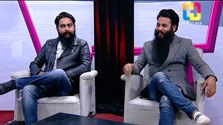 THE DAARI GANG AND THEIR NO SHAVE VENTURE | THE EVENING SHOW AT SIX
