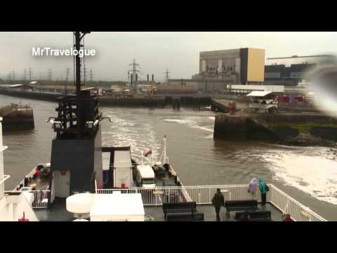 Heysham to Douglas, Isle Of Man on the Ben My Chree Ferry