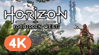 Horizon Forbidden West  - Gameplay Presentation | State of Play (May 2021)