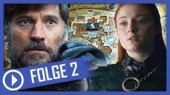 Der Plan gegen den Nachtkönig   Game of Thrones Staffel 8 Folge 2   Die 10 denkwürdigsten Momente