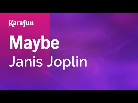 Karaoke Maybe - Janis Joplin *