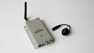 wireless camera with receiver kit spy eu