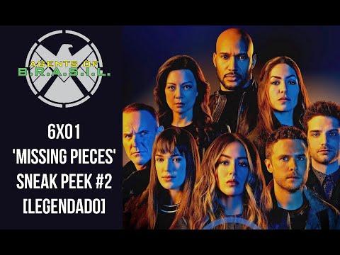 Marvel's Agents of SHIELD - 6x01 - Missing Pieces. [SNEAK PEEK #2 LEGENDADO]