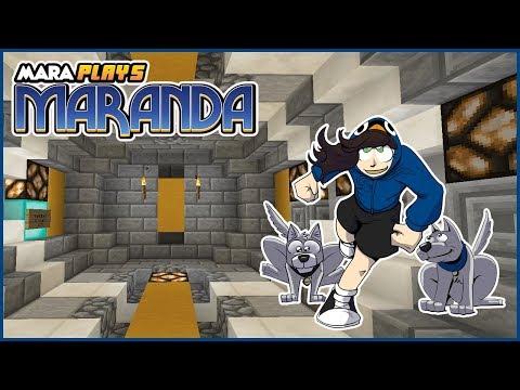 Donor Hall Work! // 81 // Maranda (Modded Minecraft Let's Play)
