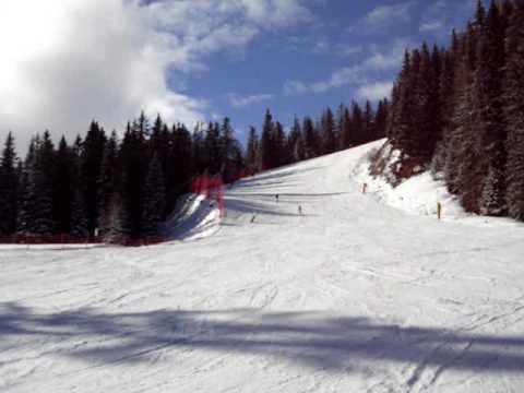 Sergione e Peo snowboardisti