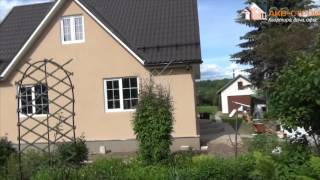 Декоративная штукатурка короед на фасаде дома. AKV-STROY.COM(AKV-STROY.COM Композиция