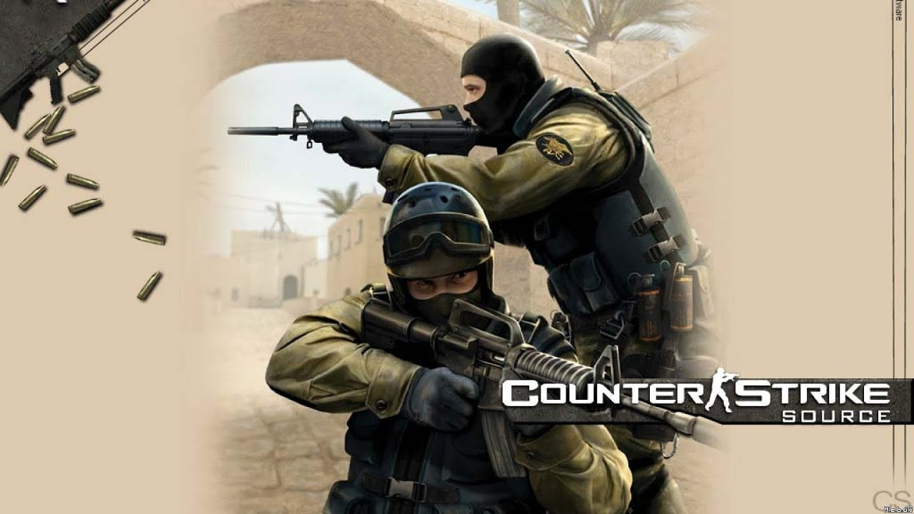 Telecharger counter strike source sur pc