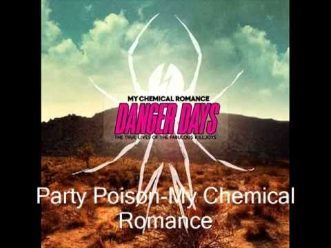 Party Poison-My Chemical Romance mp3