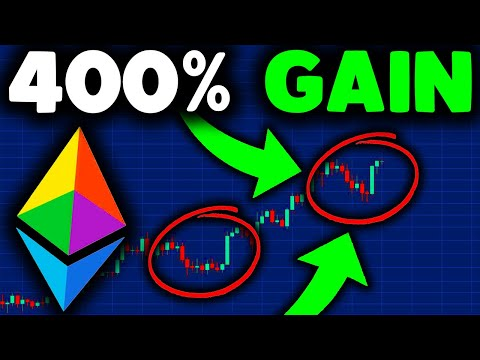 ETHEREUM GAINED 400% LAST TIME THIS HAPPENED!!! Ethereum Price Prediction 2021 & Ethereum News Today