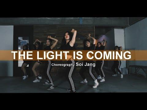 The Light Is Coming - Ariana Grande / Choreography - Soi Jang