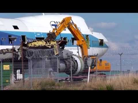 TesisCargo Dismantling