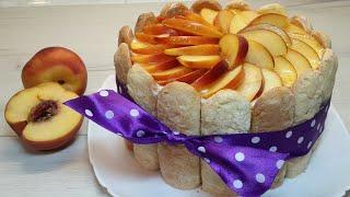 Торт шарлотта