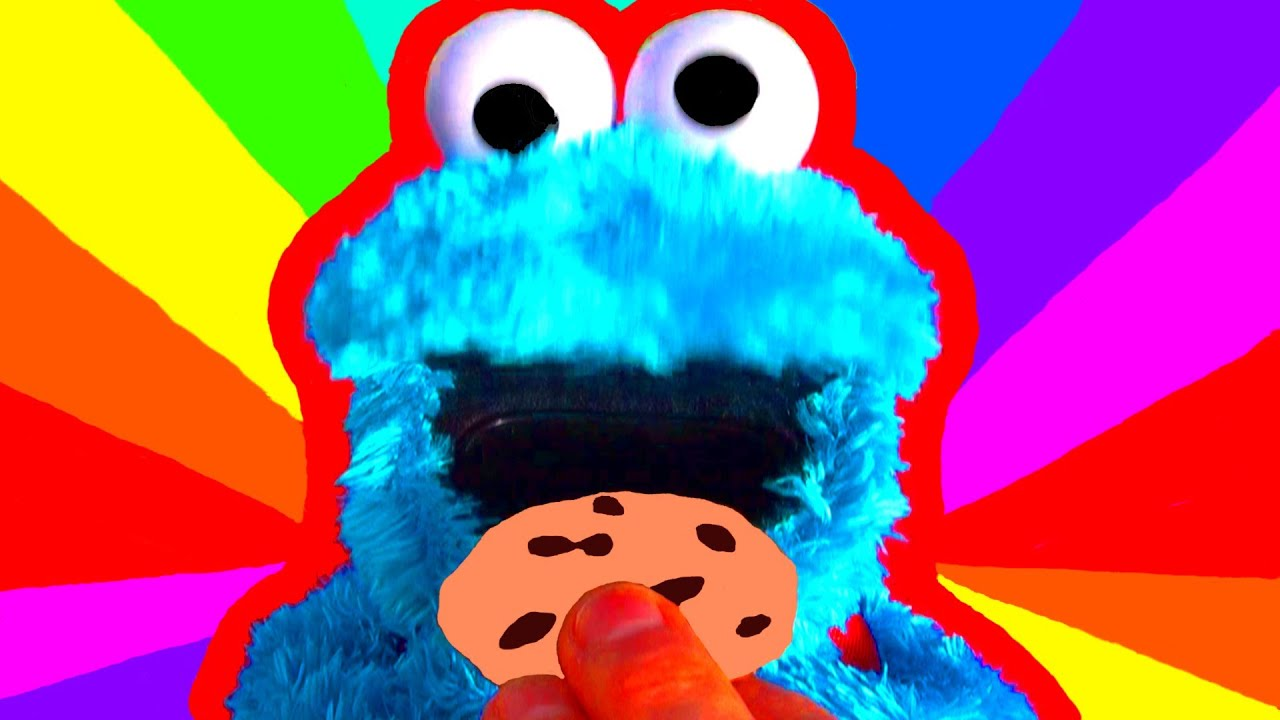 Cookie Monster Count N Crunch Toy Review