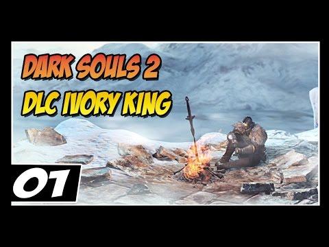 Dark Souls 2 - DLC Crown of Ivory King: Parte 1 - Continente Gelado!