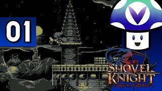 [Vinesauce] Vinny - Shovel Knight: Spectre of Torment (part 1)