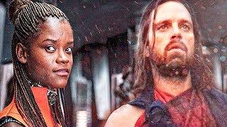 Lo que Verdaderamente Le paso A Bucky en Wakanda!! Revelado!! InfinityWar