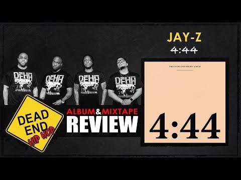 JAY-Z - 4:44 Album Review | DEHH
