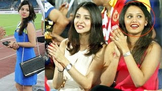 IPL 2017: Indian Cricketers Wife Not Spotted In Stadium In IPL 10 So Far