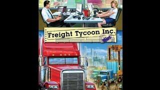Jogos Variadoa EP 42;Freight Tycoon(PTBR/GAMEPLAY/ANÁLISE)!!