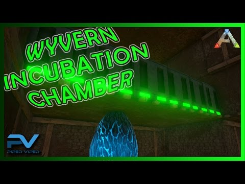 ARK: E15 SCORCHED EARTH | WYVERN EGG INCUBATION CHAMBER! | HOW MANY AC'S DO YOU NEED?