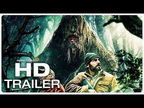 BIG LEGEND Official Trailer #1 (NEW 2018) Bigfoot Horror Movie HD