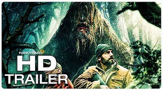 BIG LEGEND Official Trailer #1 (NEW 2018) Bigfoot Horror Movie HD