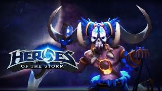 ♥ Heroes of the Storm (Gameplay) - Nazeebo, Plague Of Toads (HoTs Quick Match)