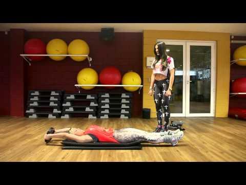 Alice Matos e Carol Saraiva - INSANE abs workout