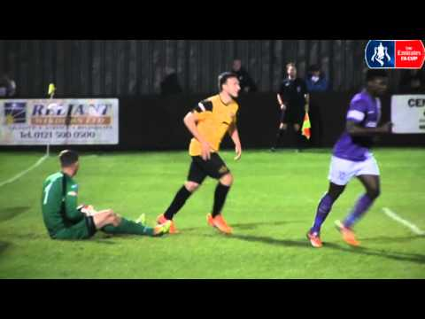 CTTV HIGHLIGHTS: Rushall Olympic 2 - 1 Corby Town