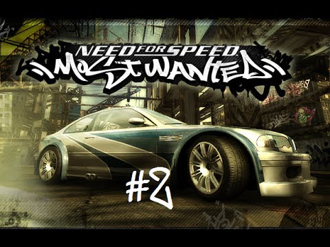Let's Play Need for Speed Most Wanted - Full Playthrough - Episode 2