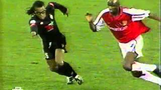 vuclip Juventus vs. Arsenal 20.03.2002 Champions League 2001-2002