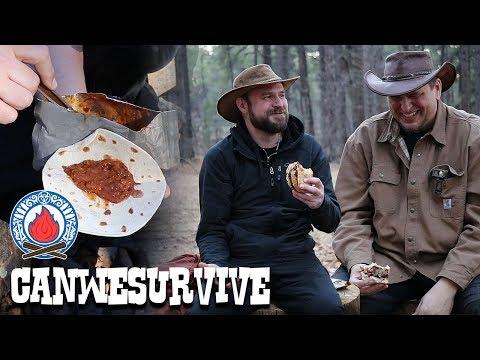 Grilled Elk & US Military Meals 1 & 2 (Wilderness Cafe)