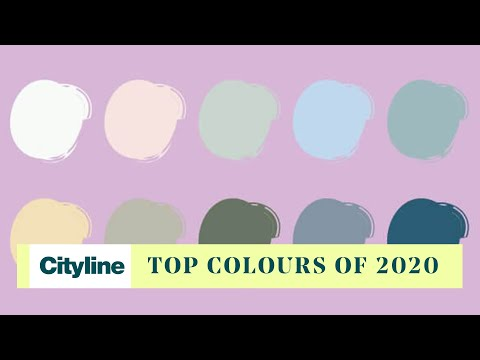 Benjamin Moore S Top 10 Trendy Paint Colours For 2020