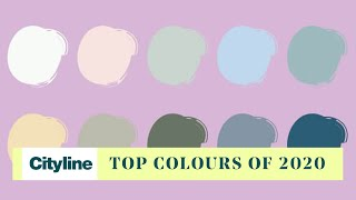 Benjamin Moore's Top 10 Trendy Paint Colours For 2020