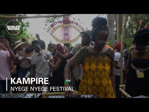 Kampire | Boiler Room x Nyege Nyege Festival