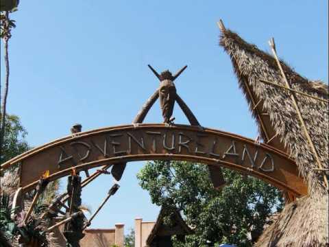 Disneyland music Adventureland area music part 1