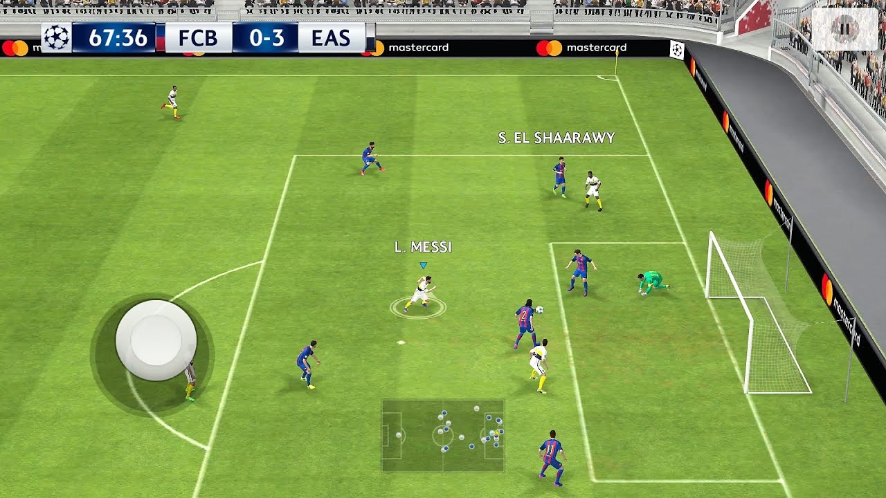 Pes 2017 Pro Evolution soccer Android Gameplay #2 - YouTube
