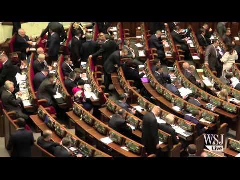 Ukraine Begins Action Against Pro-Russian Groups