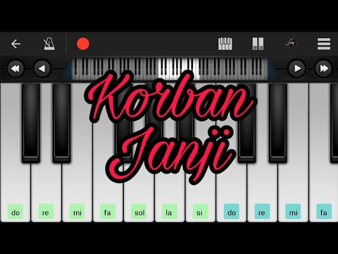 Korban Janji Guyonwaton Perfect Piano Youtube