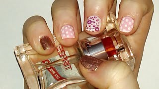 Cute Polka Dot Nail Art Tutorial | Samantha Beauty Thumbnail