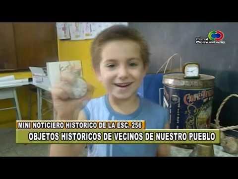 Esc 256   Mini noticiero historico de Rio Colorado