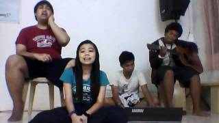 Disturbed Melody- Huling Sayaw acoustic version (cover)