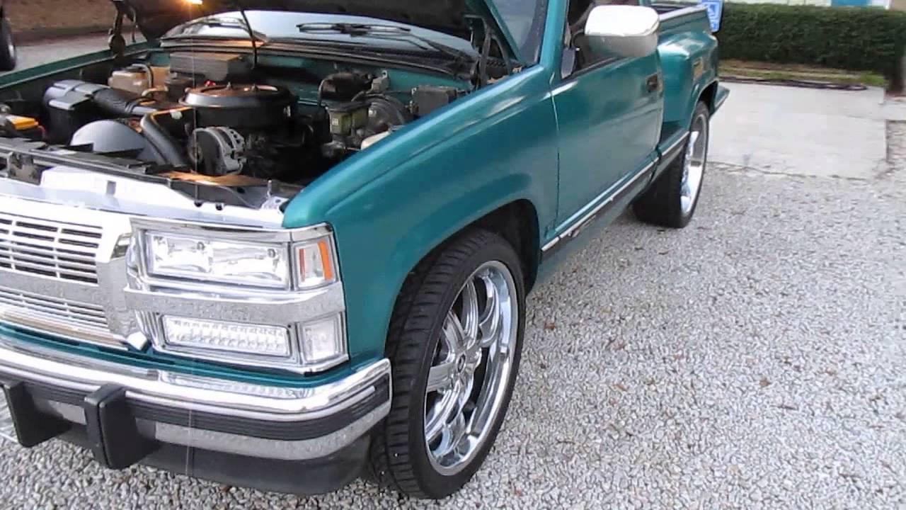 Custom 1994 Chevy CK1500 FOR SALE  YouTube