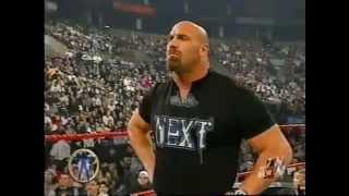 Bill Goldberg's WWE Career Vol 5