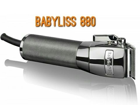 babyliss pro next generation clipper cuts trailer. Black Bedroom Furniture Sets. Home Design Ideas