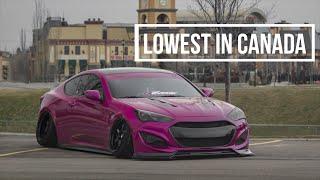 Lowest Static Hyundai Genesis in Canada