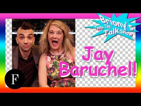 Jay Baruchel Interview: Man Seeking Woman & Penis Monsters | Briony's Teeny-Tiny Talk Show